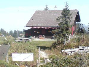 Beizli Skihütte Christiania zwischen Süftenen und Gägger