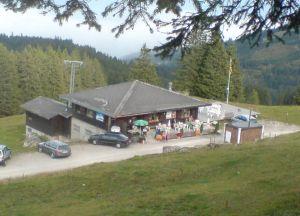 Restaurant Skilift Gurnigel Wasserscheide