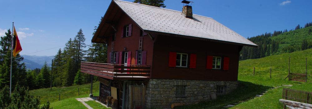 Berghaus Grön – Gurnigel (BE)